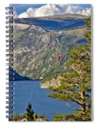 Silver Lake Pines Spiral Notebook