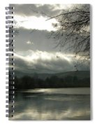 Silver River Spiral Notebook