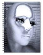 Silver Queen Spiral Notebook