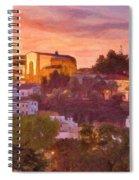 Silves, The Algarve Spiral Notebook