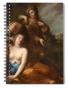 Silvio Dorinda And Linco Spiral Notebook
