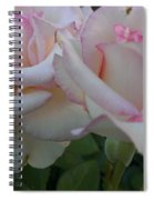 Simple Beauty Spiral Notebook
