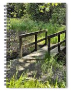 Simple Bridge Spiral Notebook