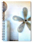 Simple Sculptures Spiral Notebook