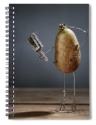 Simple Things - Fading Beauty Spiral Notebook