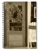 Simple Times Spiral Notebook