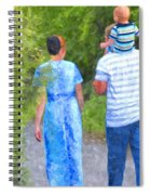 Simple Treasures Spiral Notebook