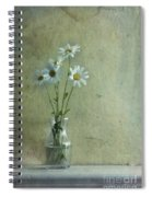Simply Daisies Spiral Notebook