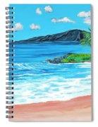 Simply Maui 18 X 24 Spiral Notebook