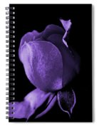 Simply Purple Spiral Notebook