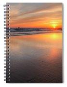 Simply Sunset Spiral Notebook