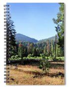 Simpson Meadow - Sierra Spiral Notebook
