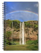 Sing Me A Rainbow Spiral Notebook