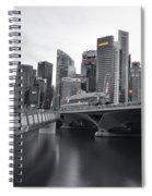 Singapore Spiral Notebook