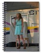 Singer #19b Spiral Notebook