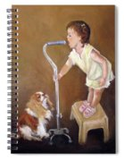 Singin In The Cane Part Two Spiral Notebook