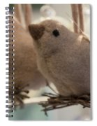 Singing In The Shop Spiral Notebook