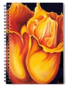 Singing Tulip Spiral Notebook