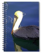 Single But Not Lonely  Spiral Notebook