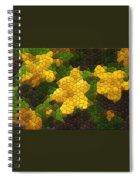 Single Kerria Spiral Notebook