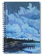Singleton Islands Spiral Notebook