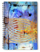 Singularity Spiral Notebook