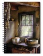 Sink - Please Wash Your Hands Spiral Notebook