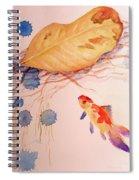 Sink Or Swim Spiral Notebook