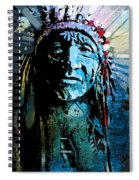 Sioux Chief Spiral Notebook