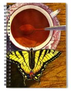 Sippin Spiral Notebook