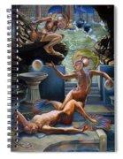 Sirenia Cove Spiral Notebook