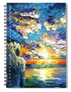 Siren's Dream Spiral Notebook