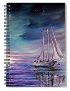 Sirens Song Spiral Notebook