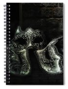 Sister Masks Spiral Notebook