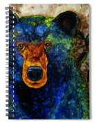 Sitting And Waiting Spiral Notebook