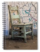 Sitting In Candyland Spiral Notebook