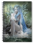 Sitting In Silence Spiral Notebook