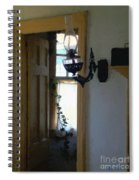 Sitting Room Doorway Spiral Notebook