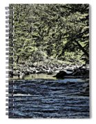 Six Mile Creek Ithaca Ny Spiral Notebook