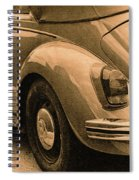 Sixties Icon I I Spiral Notebook