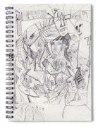 Sjb-17 Spiral Notebook
