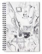 Sjb-21 Spiral Notebook
