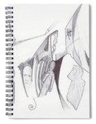 Sjb-27 Spiral Notebook