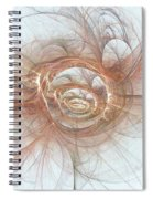 Skadielea Spiral Notebook