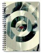 Skateboard Park Spiral Notebook