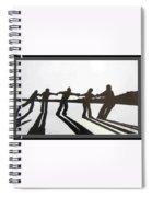 Skaters Spiral Notebook