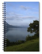 Skc 3959 Overlooking The Lake Spiral Notebook