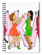 Skee Wee My Soror Spiral Notebook