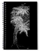 Sketchbook Tree 1 -b-w Spiral Notebook