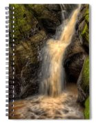 Skillet Creek Into The Deep Pool Spiral Notebook
